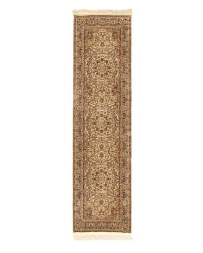 Persian Traditional Runner, Brown, 2' 2 x 8' 2 Runner
