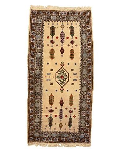 Semi-Antique Tunisian Rug, 7' 6 x 3' 5