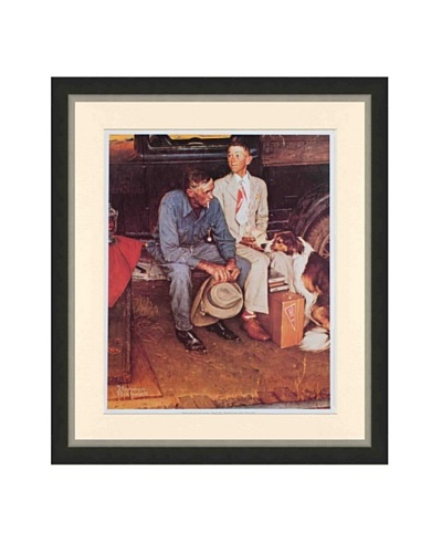 Norman Rockwell, Breaking Home TiesAs You See