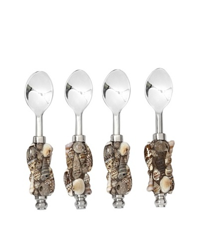 Set of 4 Malibu Spoons