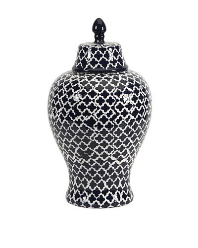 Layla Large Ceramic Urn