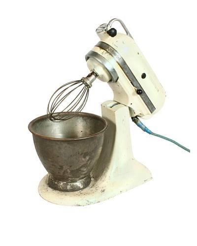 Kitchenaid Mixer, Cream