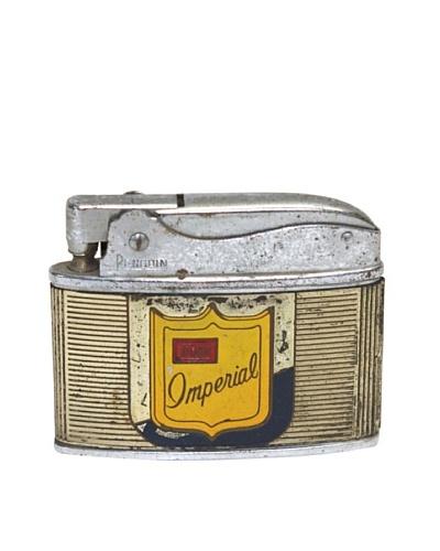 Vintage Circa 1950's Atlantic Imperial Advertisement Lighter