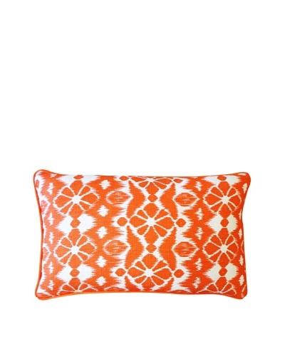 Trevol Throw Pillow, Orange