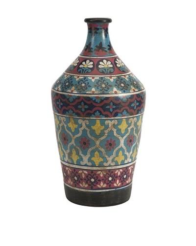 Kabir Small Hand Painted Vase