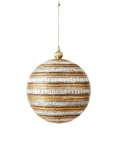 Horizontal Band Design Ornament