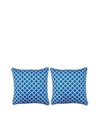 Dakota Set of 2 Hockley Pillows [Nile]