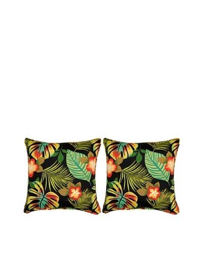 Hanko Set of 2 Corded 17 Pillows