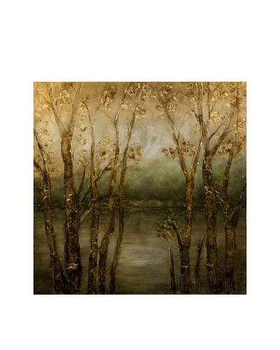 Raisa Oil PaintingAs You See