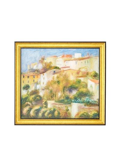 Pierre-Auguste Renoir: Houses on a Hill (Groupe de maisons sur un coteau), 1908
