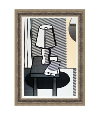 Roy Lichtenstein: The Lamp
