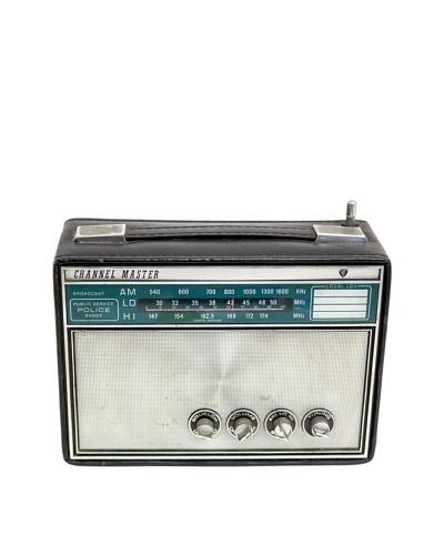 Vintage Channel Master Radio