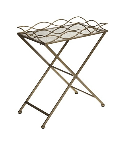 Josephine Metal Tray Table
