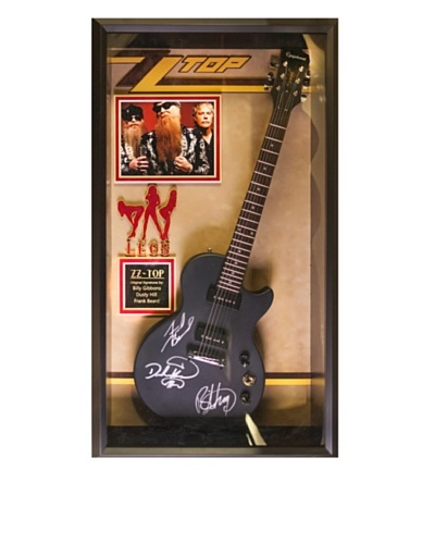 Signed ZZ Top Guitar