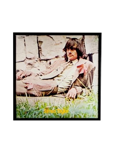 James Taylor: James Taylor Framed Album CoverAs You See