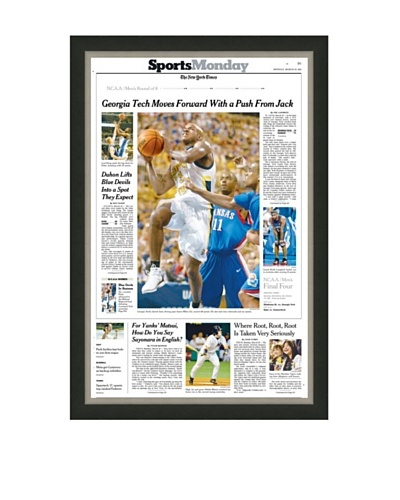 Final Four: Georgia Tech vs. Kansas 2004