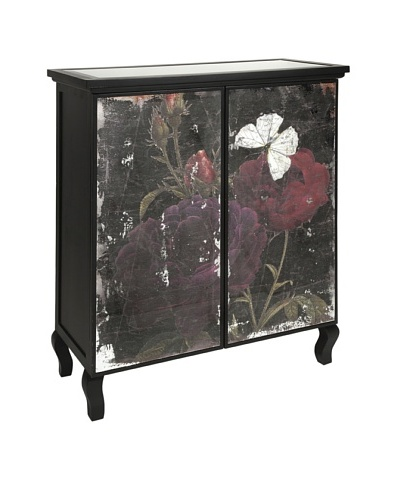 Floria Glass Door Cabinet