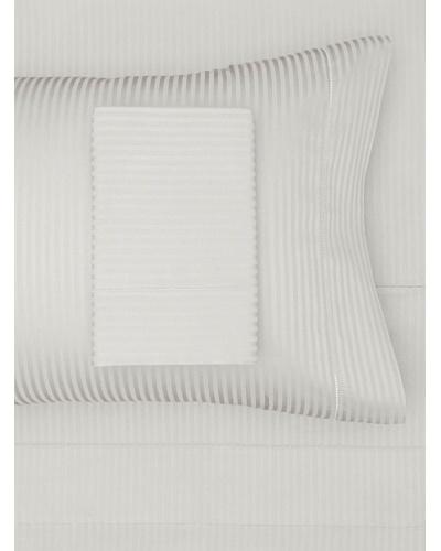 300 TC Satin Stripe Sheet Set