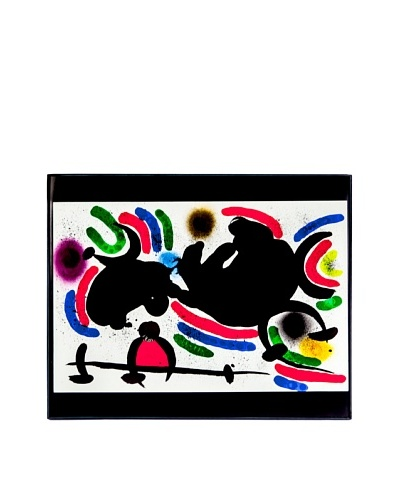 Joan Miró: Original Lithograph IV