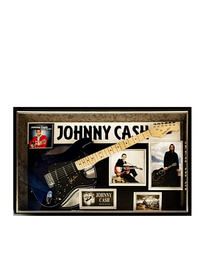 Signed Johnny Cash Guitar