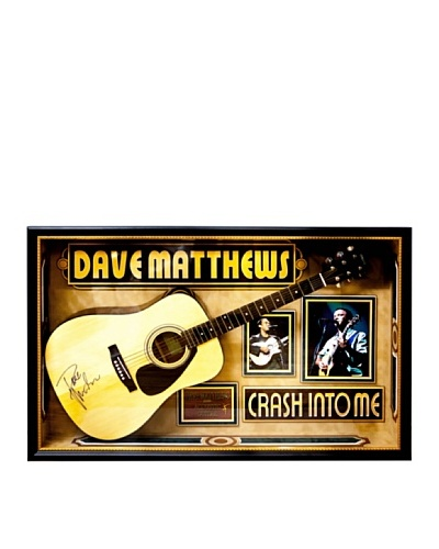 Crash Into Me- Signed By Dave Matthews