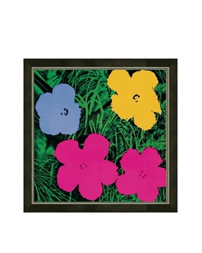 Andy Warhol: Flowers