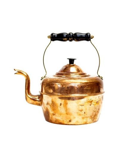 Vintage Copper Kettle, c. 1900s