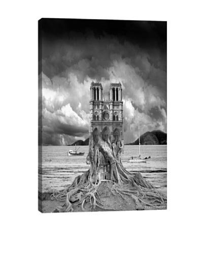 Thomas Barbèy Stumped Giclée Canvas Print
