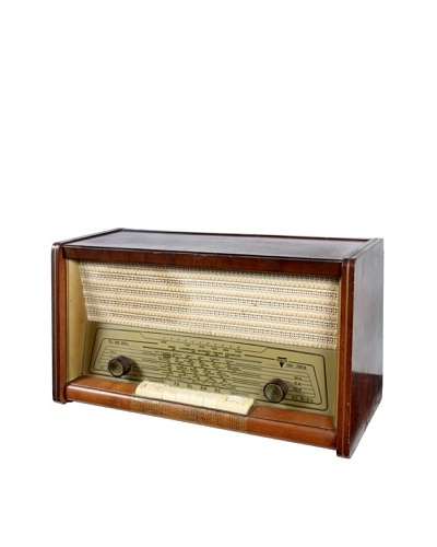 Novak International Radio, Brown/Gold/Cream