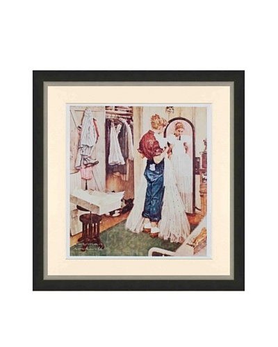 Norman Rockwell, The Prom Dress