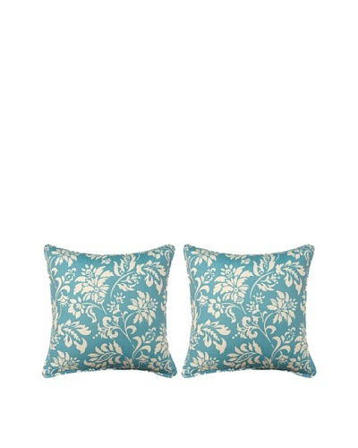 "Wexford Set of 2 Corded 17"" Pillows"