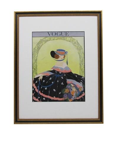 Original Vogue Cover from 1915 by Rita Senger