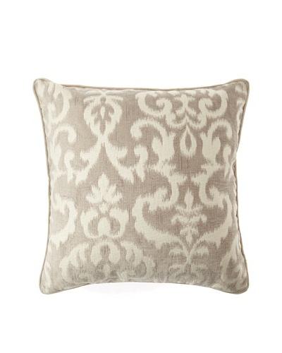 Ikat Design Throw Pillow