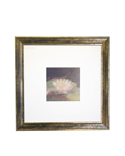 Claude Monet Le Ninfee Rosa (Detail II) Limited Edition Lithograph