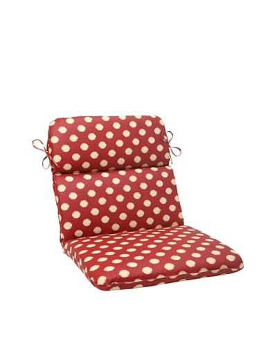 Waverly Sun-n-Shade Solar Spot Henna Chair Cushion
