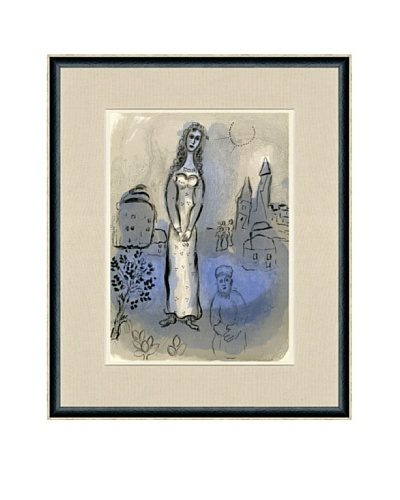 Marc Chagall: Esther