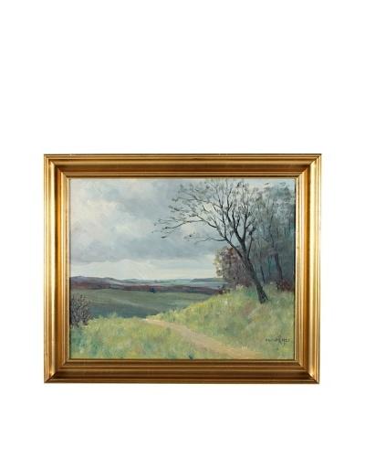 Harald Hee Landscape Framed Artwork
