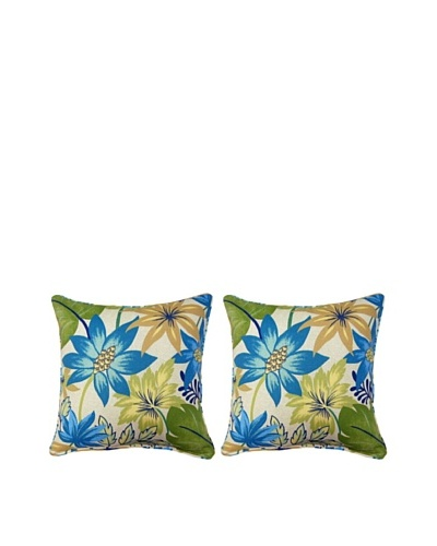 Antigo Set of 2 Corded 17 Pillows