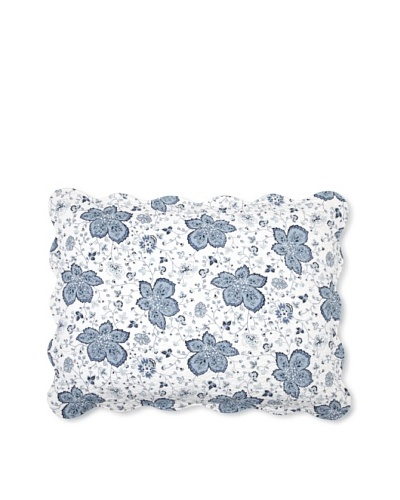 Chesapeake Bay Pillow Sham, Blue, Standard