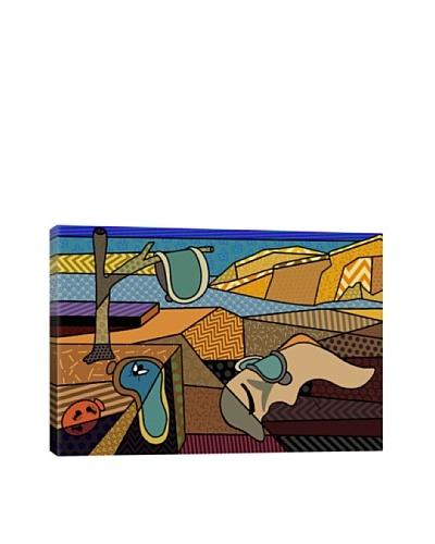 Persistence of Memory 2 (After Salvador Dali) Canvas Giclée Print
