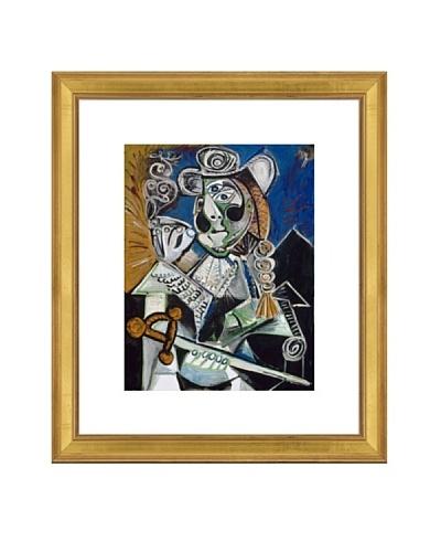 Pablo Picasso Le matador Framed Art