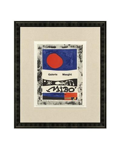 Joan Miró: Galerie Maeght, 1959