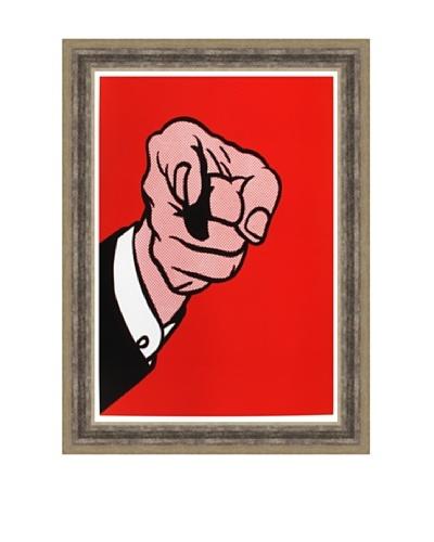 Roy Lichtenstein: Hey You!