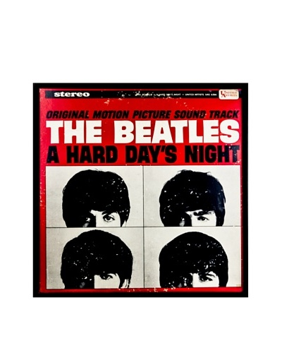 The Beatles: A Hard Day's Night Framed Album CoverAs You See