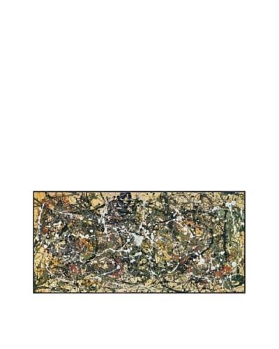 Jackson Pollock's Number 8, 1949 Giclée Print