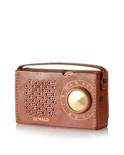 Vintage DeWald Radio