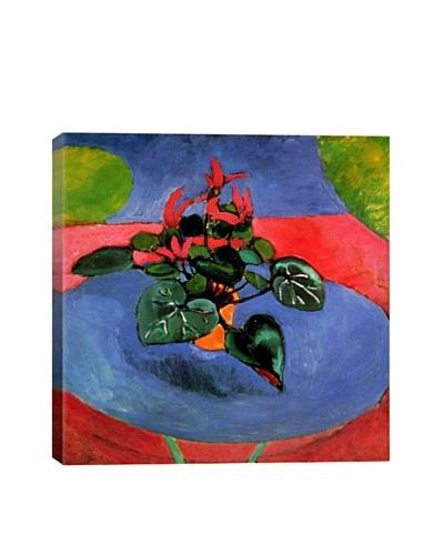 Henri Matisse's Cyclamen Pourpre (1912) Giclée Canvas Print