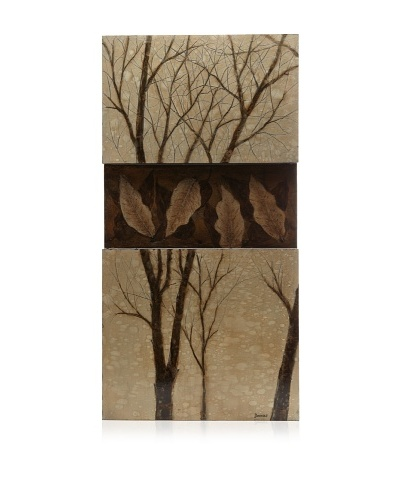 Forest Silver I, Natural/Brown