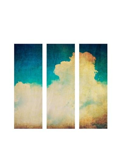 Sky & Clouds, Triptych