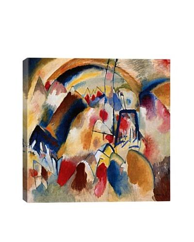Wassily Kandinsky's Landscape with Church Giclée Canvas Print